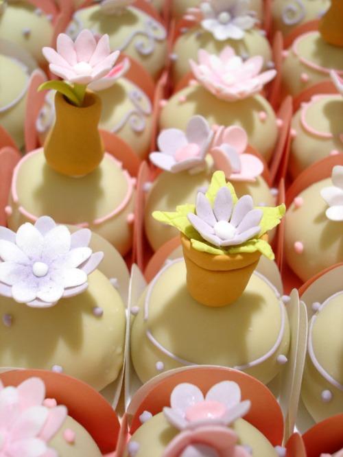Doces decorados da Lis Fonseca