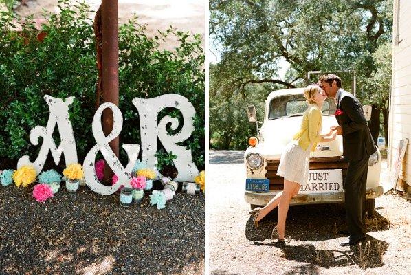 love-07 Cenas de um picnic shabby chic de Primavera